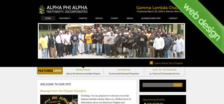 Alpha Phi Alpha Fraternity, Inc. – Detroit Alumni