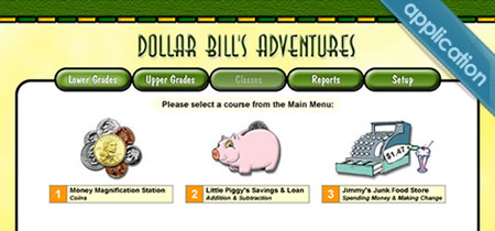Dollar Bill's Adventures